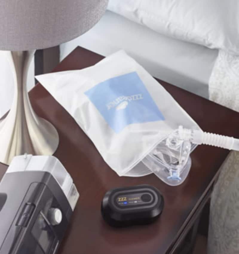 Озонный дезинфектор для CPAP-оборудования