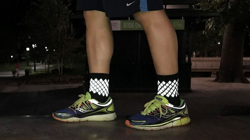 Светоотражающие носки ReflecToes