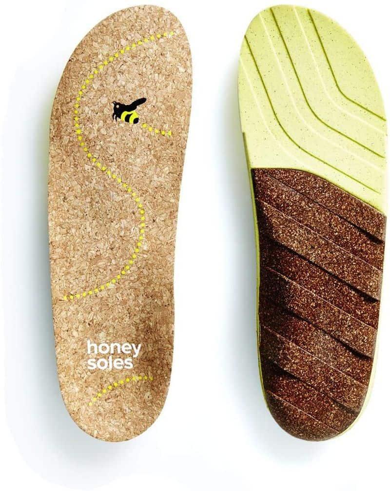 Стельки из натуральной пробки Honey Soles