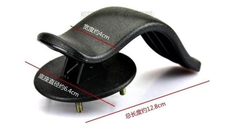 Набор крючков для хранения зонтика в багажнике