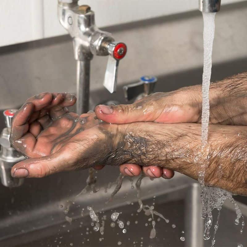 Жидкое мыло для автомехаников Grip Clean