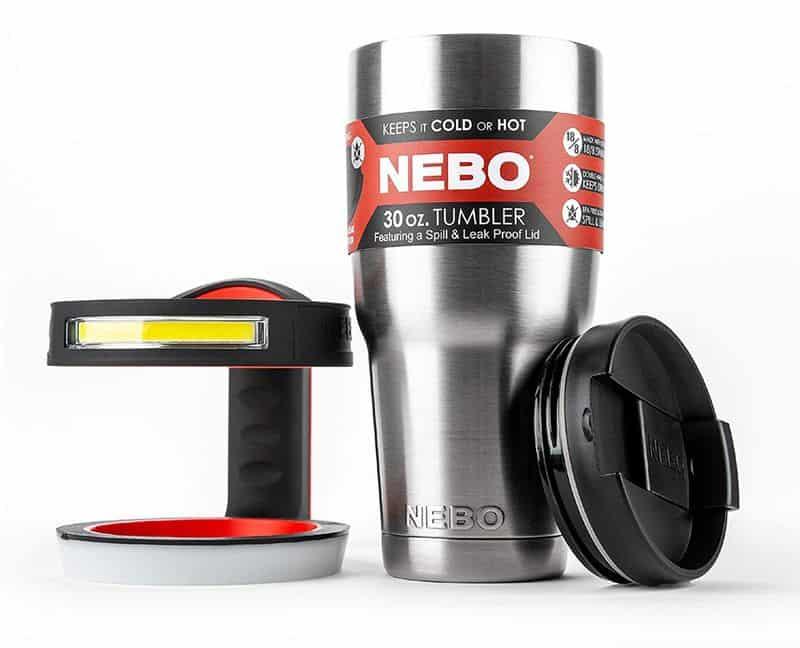 Держатель для термокружек с LED-подсветкой Nebo