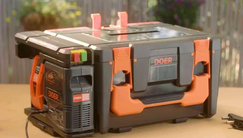 Набор электроинструментов Doer