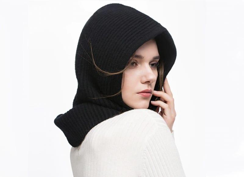 Комбинация шарфа и капюшона Xthree