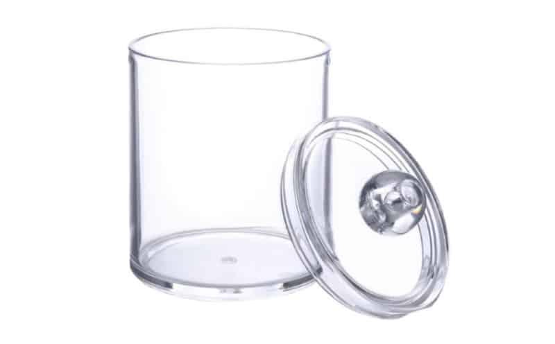 Составной стаканчик для хранения мелочей
