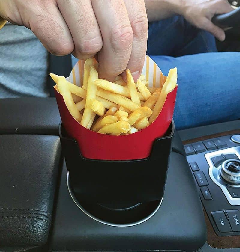 Универсальный держатель для жареной картошки