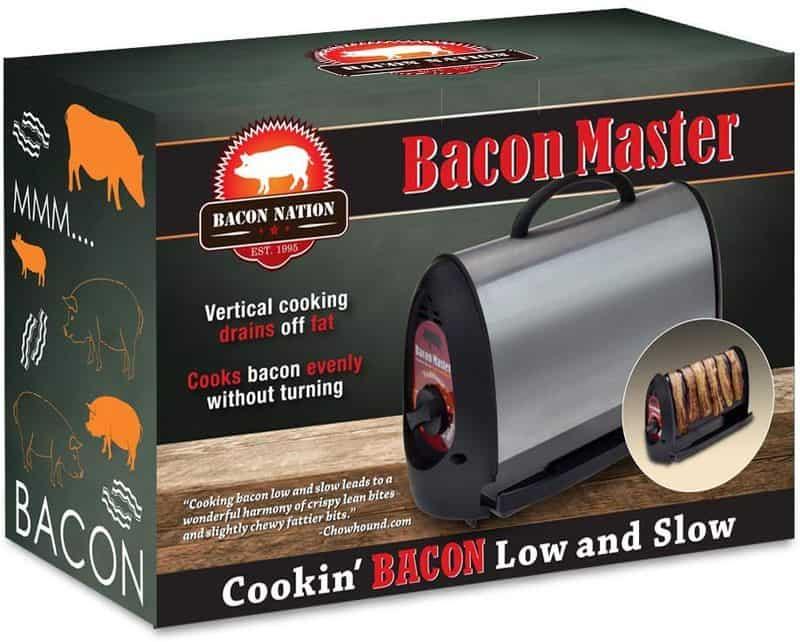 Электропечка для приготовления бекона Bacon Master