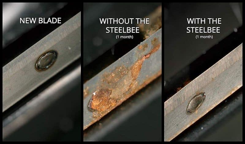 Защита для бритвенных станков SteelBee