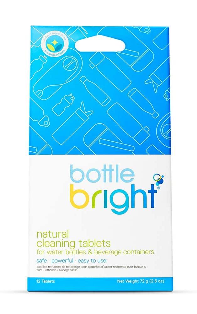 Таблетки для очистки питьевых бутылок Bottle Bright