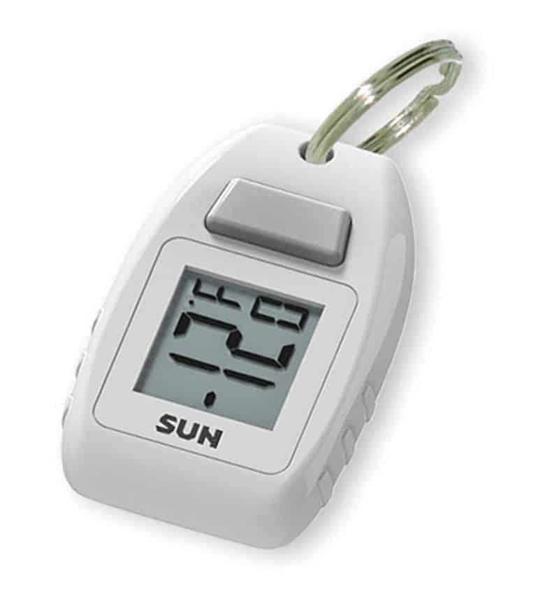 Цифровой термометр на молнию Zipogage