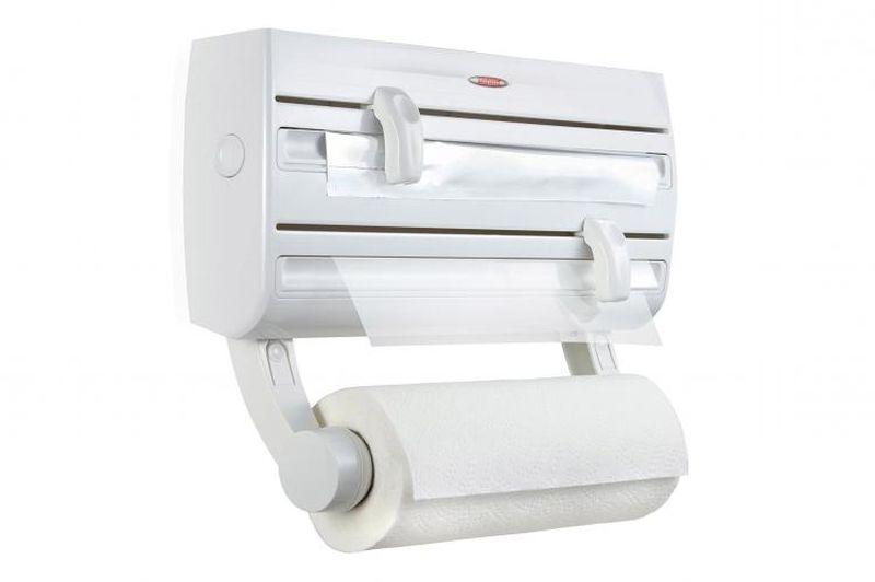 Многофункциональный держатель бумажных полотенец Leifheit