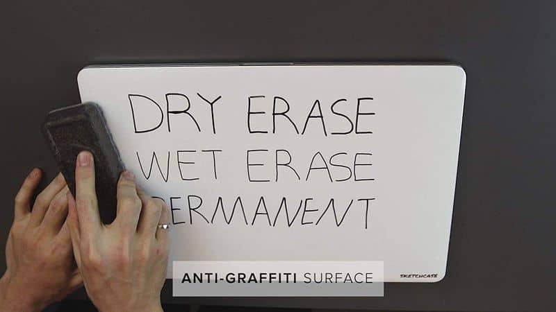 Ноутбучная наклейка для рисования Sketchcase
