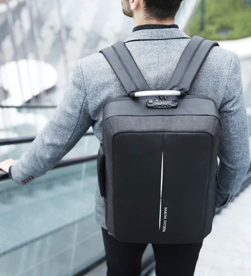 Мужской рюкзак Mark Ryden с защитой от воров