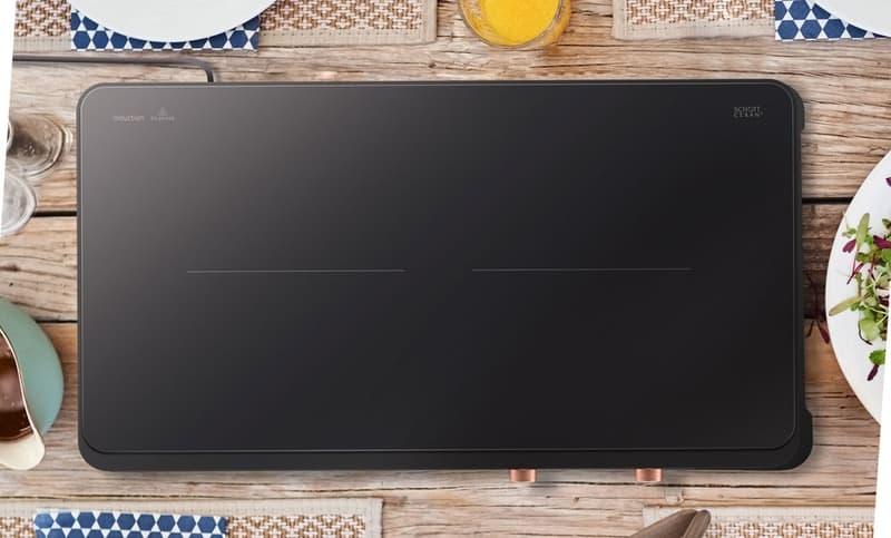 Индукционная варочная панель от Samsung
