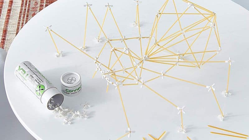 Набор коннекторов для конструирования из спагетти PasTEX Connectorz