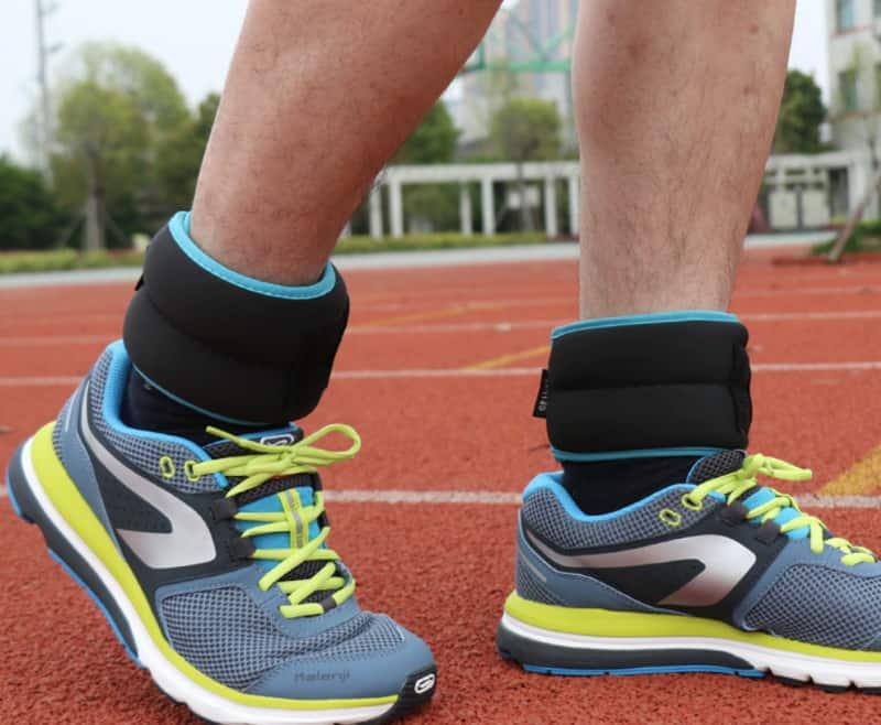 Фитнес-утяжелители для рук и ног