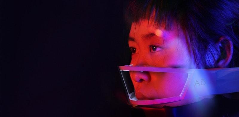 Лицевая маска для очистки воздуха Atmos