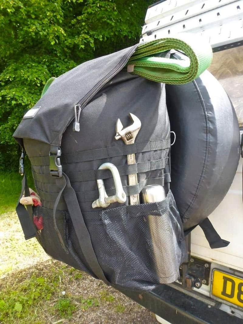 Мусорный рюкзак на запаску Trasharoo