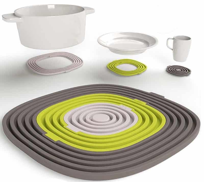 Термойстокая подставка для посуды
