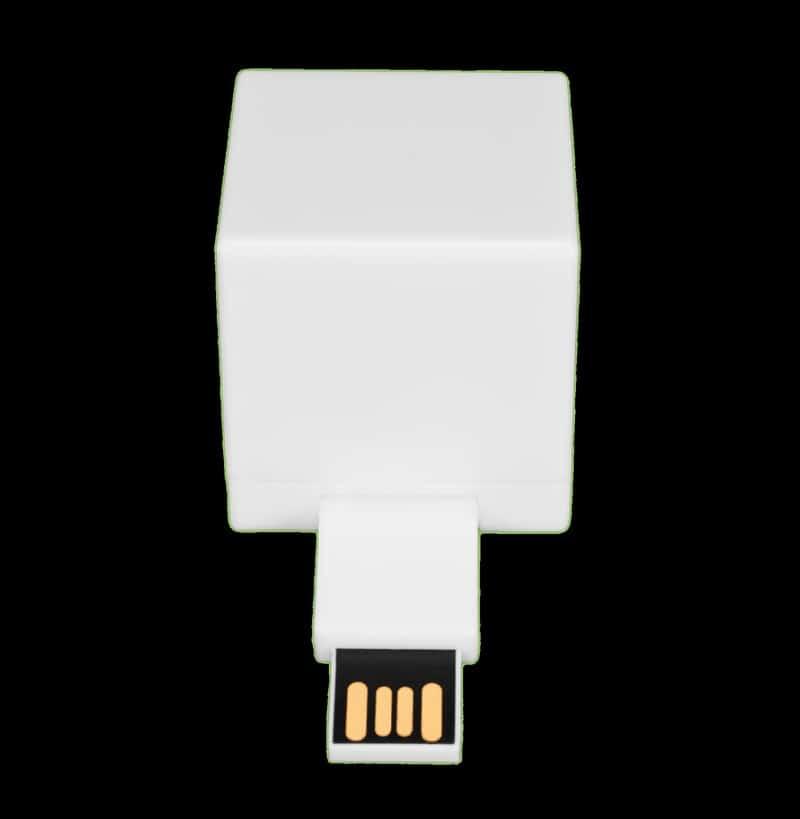 Цифровой USB-шреддер Shred Cube