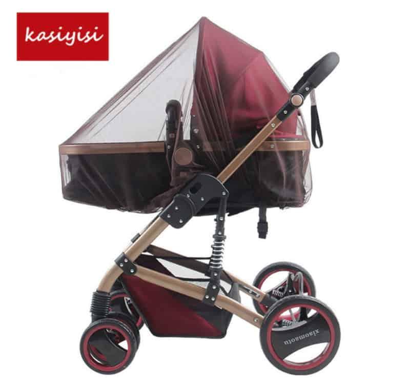Антимоскитная сетка для детских колясок