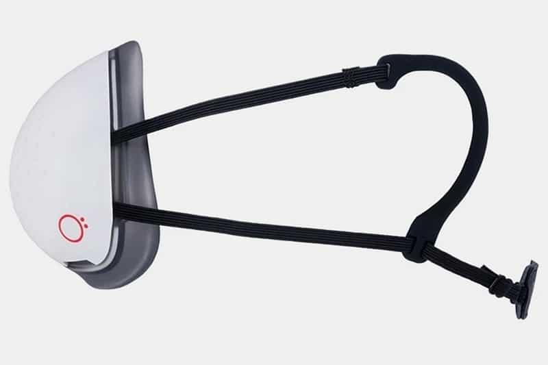 Многоразовая маска O2 Curve