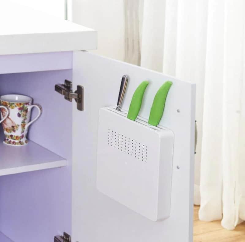 Навесной держатель для кухонных ножей
