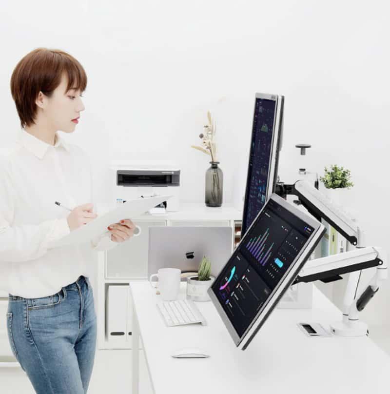 Многофункциональный держатель монитора Xiaomi Mijia Loctek 360