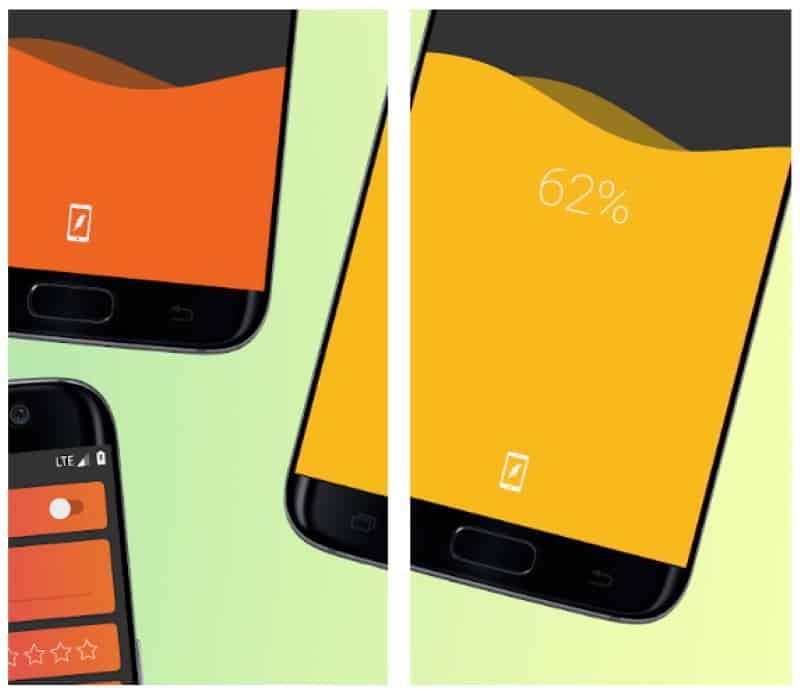 Charging Siren - приложение для подачи звукового сигнала о заряженном аккумуляторе