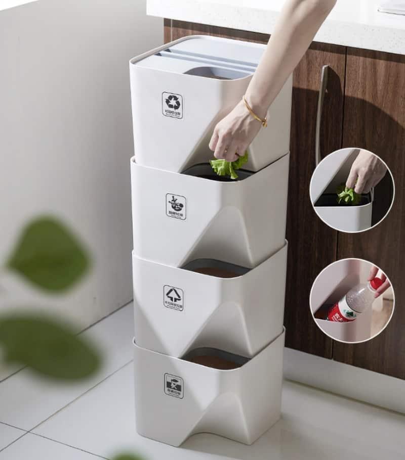 Модульные контейнеры для мусора