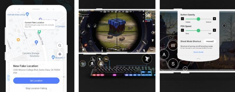 Octopus - приложение для подключения клавиатуры и геймпадов к телефону