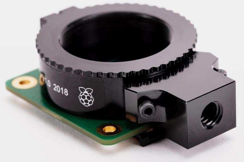 Камера на базе Raspberry Pi