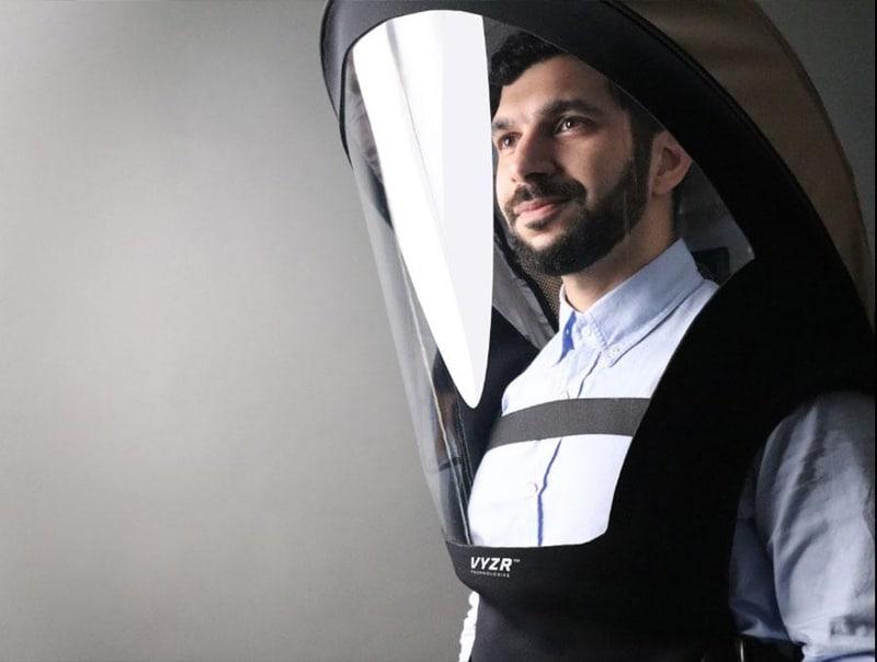 Биозащитный костюм BioVYZR 1.0