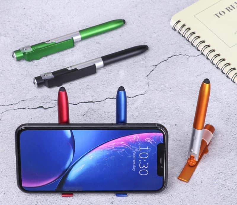 Многофункциональная ручка 4 в 1