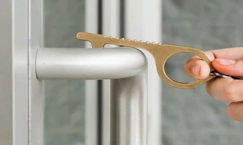 EDC-открывалка для двери