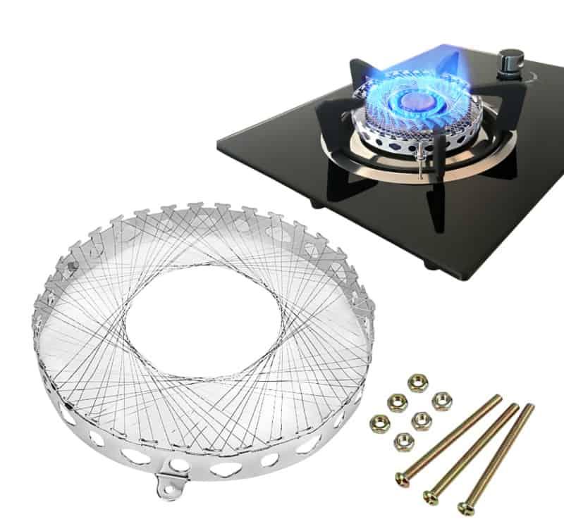 Рассекатель пламени для газовых плит