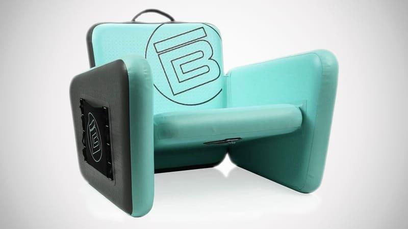 Надувное кресло для релакса