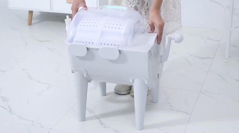 Стиральная машина с ручным приводом Easy Wash 2.0