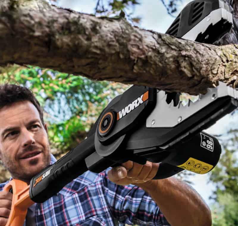 Инструмент для резки дерева Worx