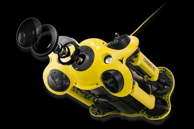 Подводный дрон Chasing M2 ROV