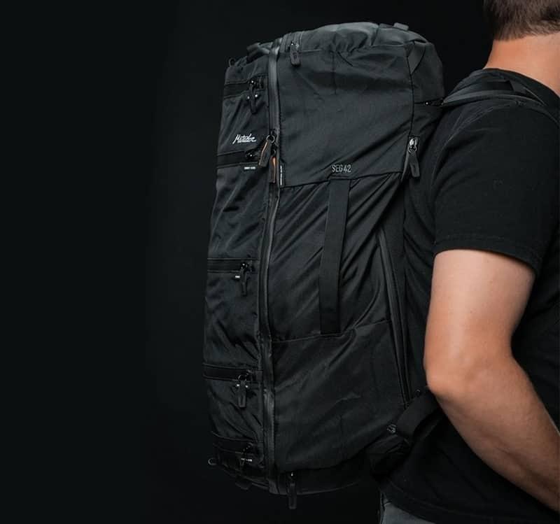 Сегментированная сумка-рюкзак Matador SEG42