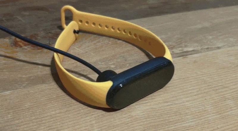 Умный браслет Xiaomi Mi Band 5