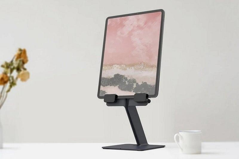 Настольная подcтавка Heckler под iPad