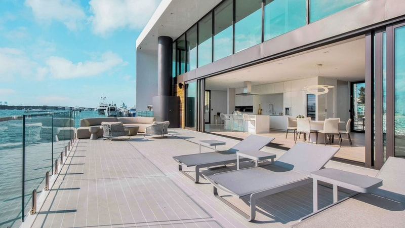 Плавающий дом Arkup Livable Yacht