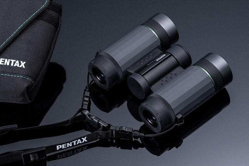 Бинокль 3 в 1 Pentax VD 4X20 WP