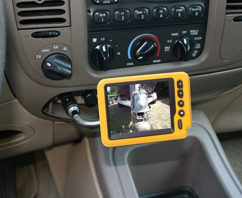 Камера заднего вида для присмотра за прицепом iBall