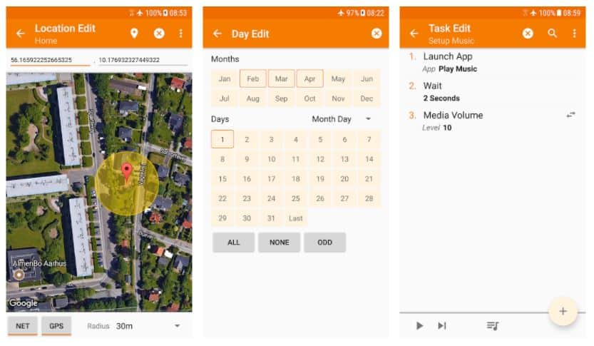 Tasker - приложение для автоматизации Android-смартфонов