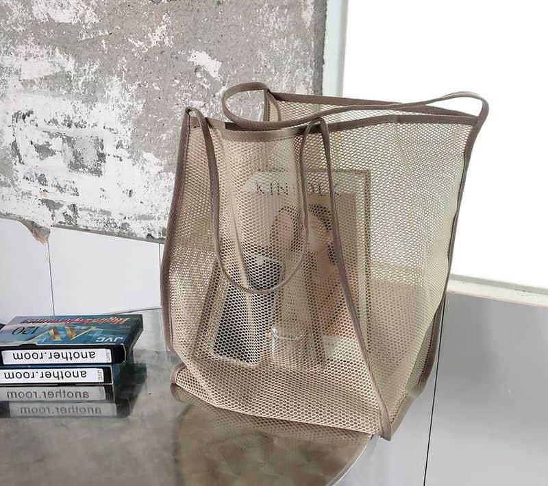 Сетчатая сумка для покупок