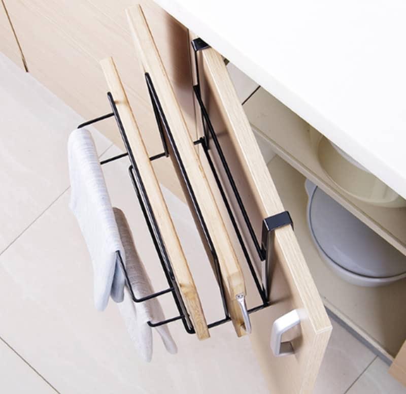 Подвесные полки для кухонных шкафов