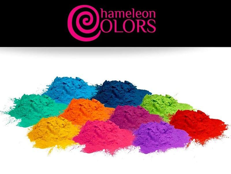 Мешочки с красками для кидания Chameleon